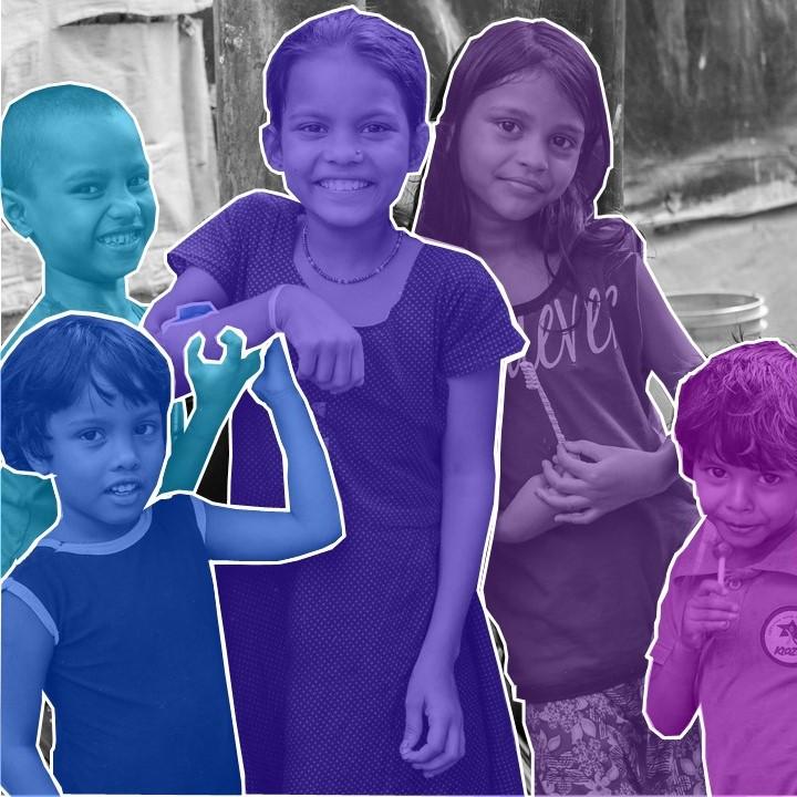 image annotation of children