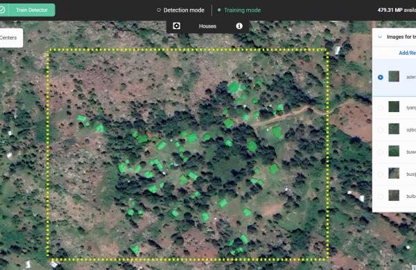 Picterra detection screenshot