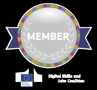 Digital skills and jobs badge