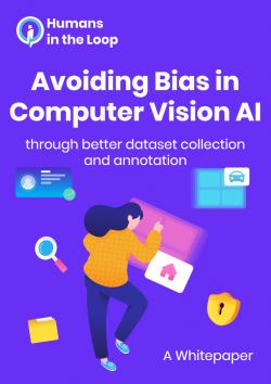 Avoiding bias in computer vision AI