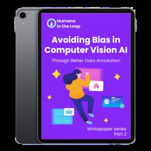 Avoiding bias in AI part 2