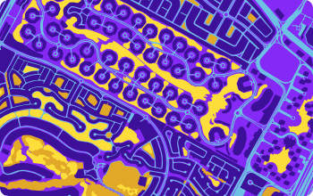 semantic segmentation aerial imagery