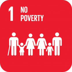 United Nations Sustainable Development Goal: No poverty image