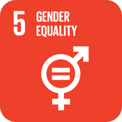 United Nations Sustainable Development Goal: gender Equality image